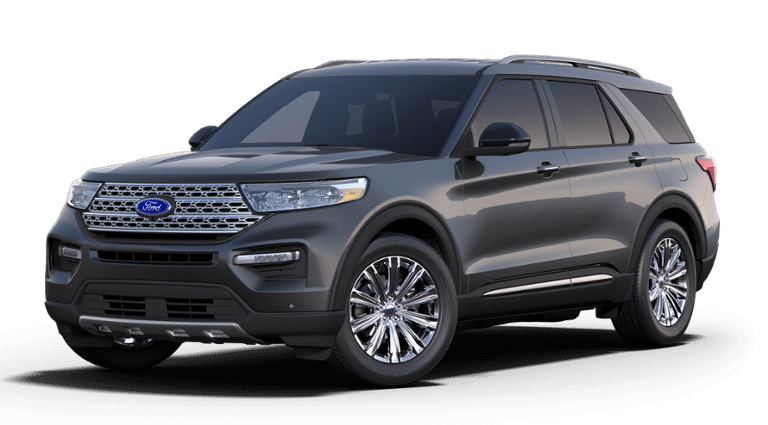 2020 Ford Explorer Limited SUV Buffalo